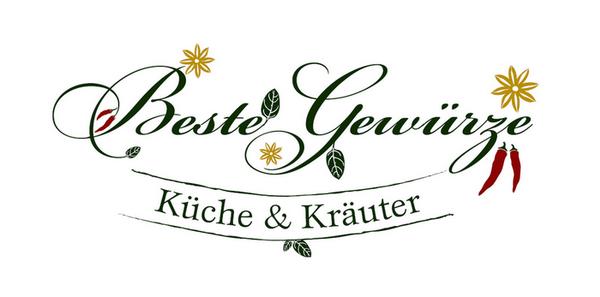 Beste Gewürze | Küche & Kräuter-Logo